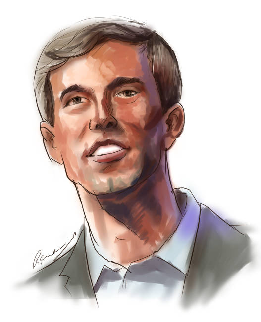 Grading the Democratic Presidential Candidates on Marijuana: Beto O'Rourke