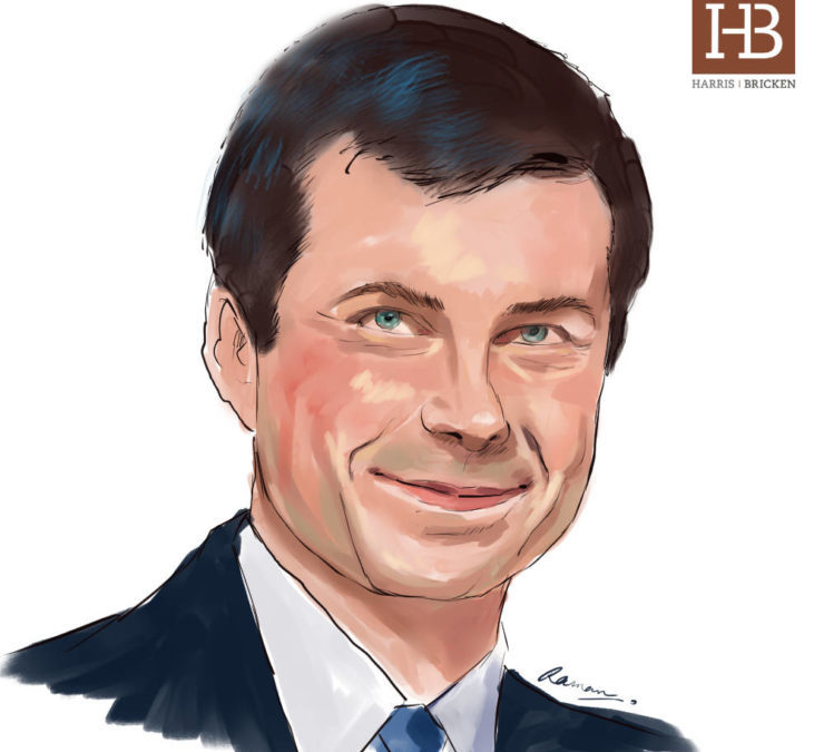 Grading the Democratic Presidential Candidates on Marijuana: Pete Buttigieg